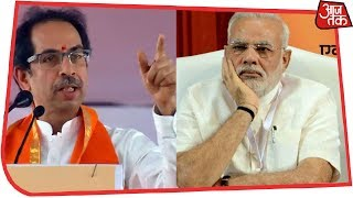 PM Modi Is Worried After Seeing The Opposition's Unity During Mamata's Rally: Shiv Sena - AAJTAKTV