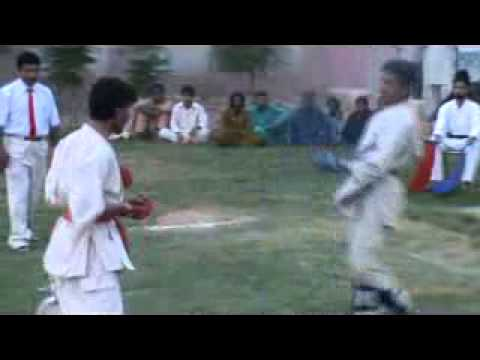 District Kyokushin Kai Kan Karate Championship 2013 Part 11