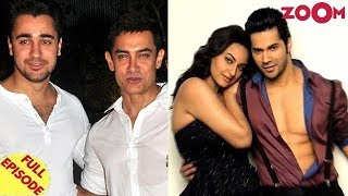Aamir to produce film directed by Imran Khan | Varun calls Sonakshi 'Bhabhi' & more - ZOOMDEKHO
