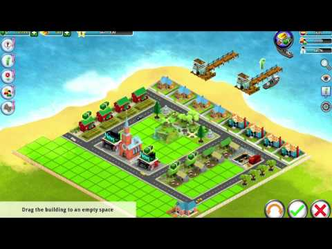 Review - City Island - Playandroid.com