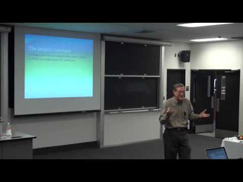 Brown-Bag Professional Development Series: Dr.  Ron George