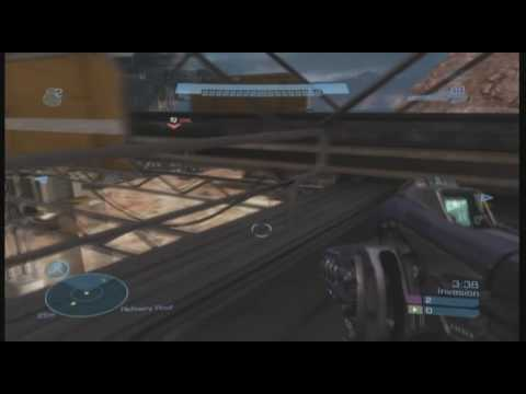 Halo Reach Invasion Gameplay and Commentary