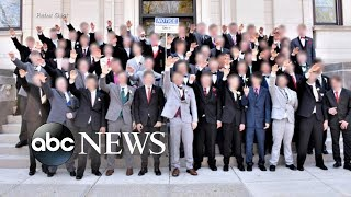 Photo appears to show high school students giving Nazi salute - ABCNEWS