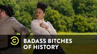 Badass Bitches of History: Union Spy Mary Elizabeth Bowser - Uncensored - COMEDYCENTRAL