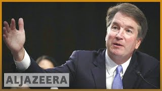 🇺🇸 Calls grow to delay Kavanaugh vote amid sex assault allegations | Al Jazeera English - ALJAZEERAENGLISH