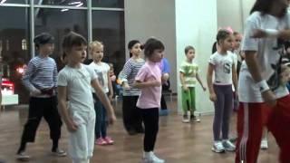 ХИП-ХОП детская группа UNIDANCE-Penza (открытый урок)