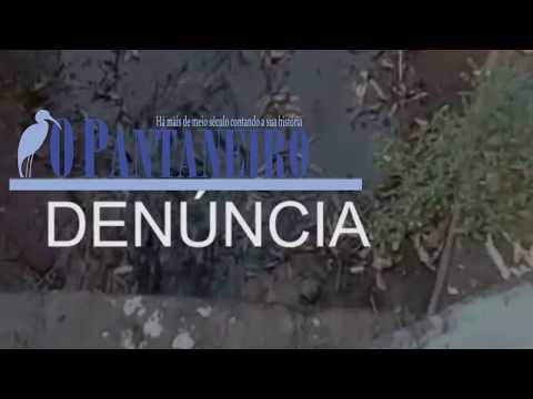 Moradores de Anastácio flagram óleo descendo para Rio Aquidauana