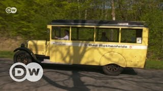 Vintage city buses come together | DW English - DEUTSCHEWELLEENGLISH