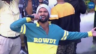 Vijay Devarakonda Swag Entry @ Rowdy Sundowner Party 2020 - TFPC