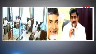 AP Minister Devineni Uma Press Meet Over Jagan KTR Meeting | CVR NEWS - CVRNEWSOFFICIAL