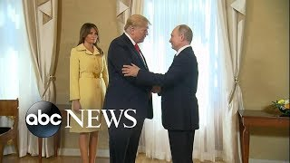 Trump passes up opportunity to call Putin a liar - ABCNEWS