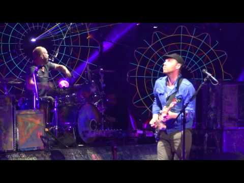 Coldplay Hurts Like Heaven Live Montreal 2012 HD 1080P