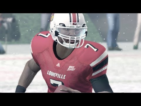 NCAA Football 13 Road to Glory : Freshman Year Week 7-10 Ep.10