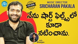 Goodachari Movie Music Director Sricharan Pakala Exclusive Interview || Talking Movies With iDream - IDREAMMOVIES