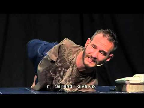 Nick Vujicic - DVD Part 2/11