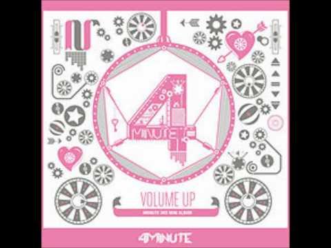 Volume Up - 4minute (Audio) [HD]