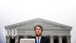 Uncertainty looms over Kavanaugh and the GOP after new misconduct allegation - WASHINGTONPOST
