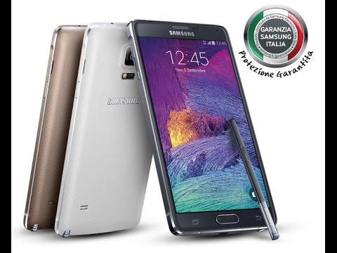 Test Benchmark Samsung Galaxy Note 4 Basemark OS II Free