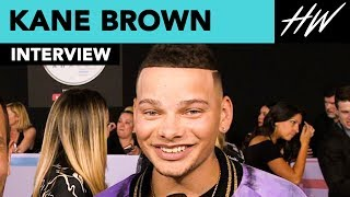 Kane Brown Reveals his Wedding with Katelyn Jae & What His Tattoos Mean!! | Hollywire - HOLLYWIRETV