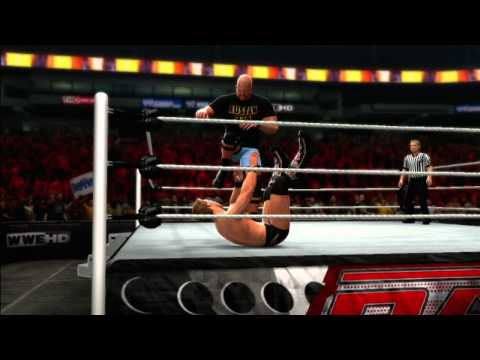 WWE 13 - Stone Cold Edition Game!