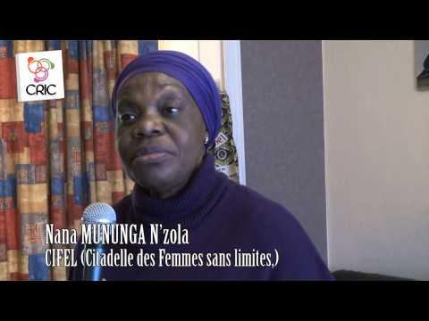Droit de la femme et anniversaire de la messe africaine!