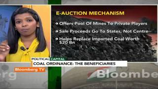 Political Capital- Coal Ordinance Must Lead To De-Nationalisation: S.L. Rao - BLOOMBERGUTV