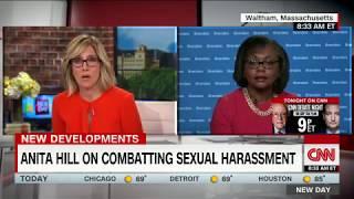 Anita Hill speaks on Weinstein, Trump scandals - CNN