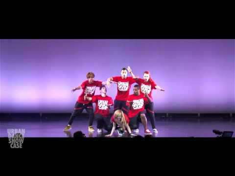 IaMmE Crew :: USA :: Urban Dance Showcase :: 1st Performance