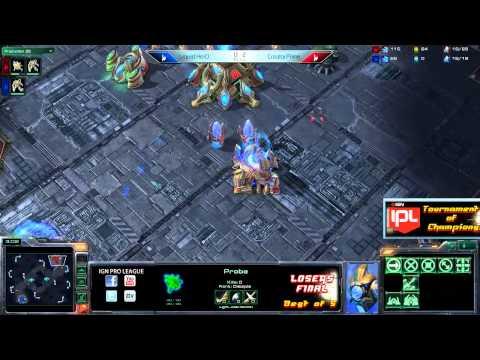 HerO vs Creator - Game 3 - IPL ToC LF - StarCraft 2