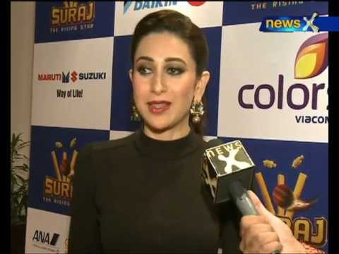 Happy with Kareena's wedding: Karisma - NewsX