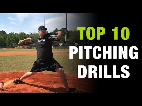 Top 10 Pitching Drills To Develop The Perfect Pitching Mechanics [Top 10 Thursday Ep.1]