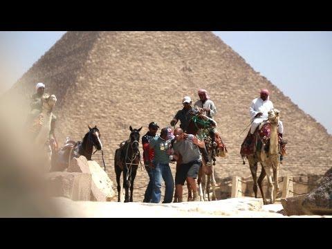 Pyramid Pee Prank