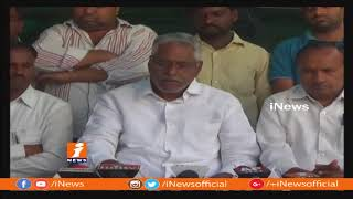 Congress MLA Jeevan Reddy Comments On TRS Govt Rythu Bandhu Scheme | iNews - INEWS