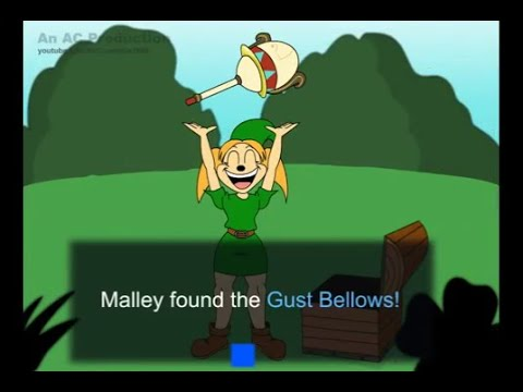 Balloon Toons - St. Patrick's Day Release-Zelda Malley Body Inflation
