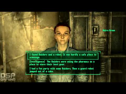 Fallout 3 playthrough pt15