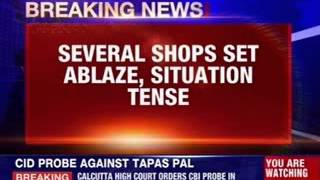 Clashes between two communities in Jammu - NEWSXLIVE