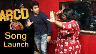 ABCD Movie Song Launch @ Redfm || Allu Sirish || Rukhsar || - IGTELUGU