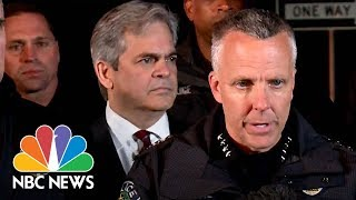 Austin Police Chief: Austin Bomb Suspect 'Detonated Bomb Inside Vehicle' | NBC News - NBCNEWS
