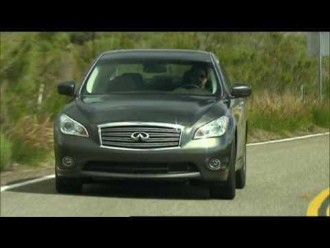 MotorWeek Road Test: 2011 Infiniti M