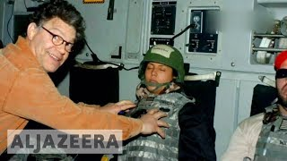 US Senator Al Franken accused of sexual harassment - ALJAZEERAENGLISH