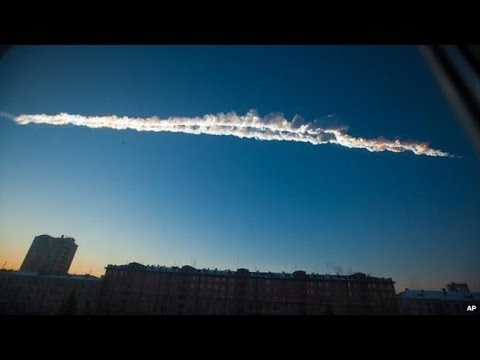 Asteroid impact risks 'underappreciated' | BREAKING NEWS - 23 APRIL 2014