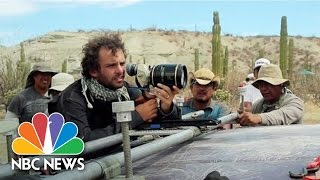 Gravity To Desierto: Latino Director Produces Films About Returning Home | NBC News - NBCNEWS