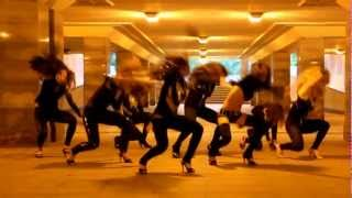 Go-go Dance. Natalia Kills - Lights Out ( Choreo by Inna Apolonskaya )