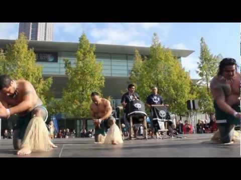 Tatau Dance Group Samoa