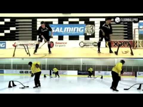 Floorball Drills and Tips
