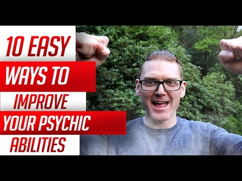 10 Ways To increase Your Psychic Abilities Now