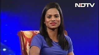"#NDTVYuva - ""Used To Run Barefoot On The Road, Riverbank"": Professional Sprinter Dutee Chand - NDTV"