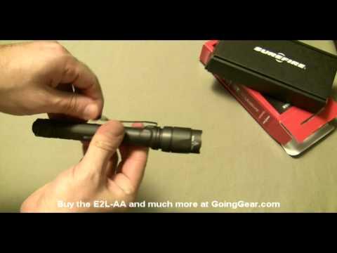 Surefire E2L-AA LED Flashlight Review