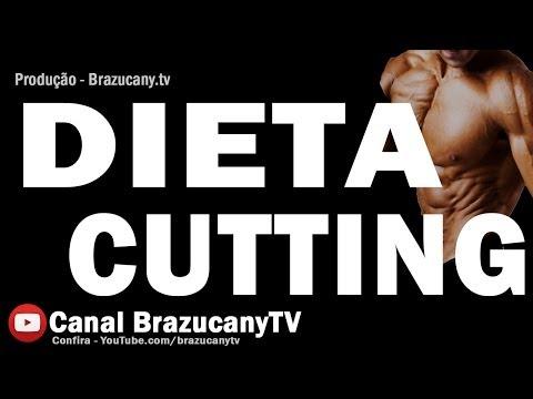 Como Fazer um cutting - dieta para definição muscular / dieta para la definición muscular