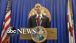 Gov. Rick Scott supports raising the minimum age to buy firearms - ABCNEWS